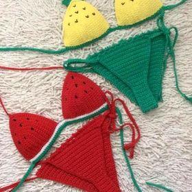 Bikini len handmade giá sỉ