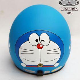 Mũ Phượt Doẻmon Panda giá sỉ