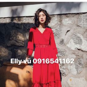 váy maxi đỏ jum nơ sọc đen xanh chân váy đen trắng váy vero