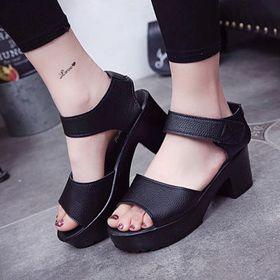 giày sandal đế banh mì giá sỉ