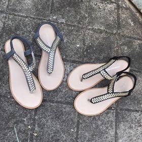 giày sandal bông lúa giá sỉ