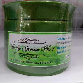 Kem body cream no1 siêu trắng giá sỉ