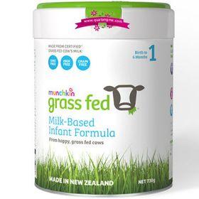 Grass Fed Baby Formula 1 - Sữa bột phù hợp cho bé từ 0-6 tháng tuổi của Úc giá sỉ