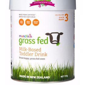 Grass Fed Baby Formula 3 - Sữa bột phù hợp cho bé từ 1 - 3 tuổi của Úc giá sỉ