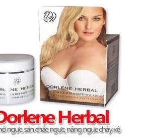 Kem nở ngực Đorlene herbal thái lan giá sỉ