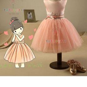 Váy Đầm Công Chúa Harper 860 giá sỉ