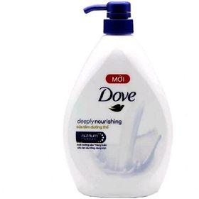 sữa tắm dove chai 900g giá sỉ