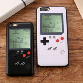 Ốp lưng game boy iphone 6 7 8 / PLUS và iphone X tetris