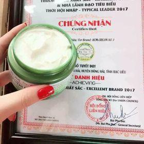 Kem Body Cream No1 giá sỉ