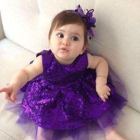 váy saquin công chúa cho bé gái giá sỉ