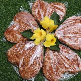 Bánh tráng bò khô trái tim - Thảo Đà Lạt giá sỉ