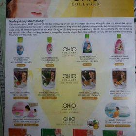 mỹ phẩm OHIO giá sỉ