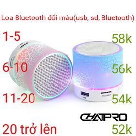 Loa Bluetooth sll