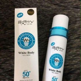 White body Spf 50 giá sỉ