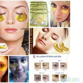 Mặt nạ mắt Collagen vàng giá sỉ