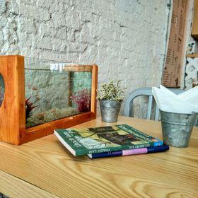 Bể cá mini khung gỗ để bàn giá sỉ