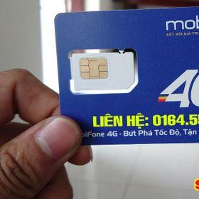 Sim Mobifone 4G 62GB/tháng giá sỉ