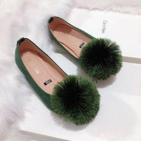 giày bup bê cục bông giá sỉ