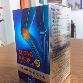 sản phẩm bảo vệ và hỗ trợ xương khớp