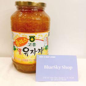 Mật ong chanh Citron Honey Tea Korea 1kg Hàn Quốc giá sỉ