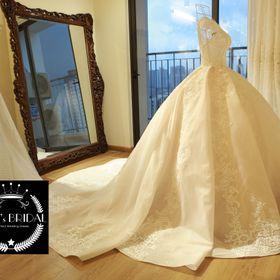 Váy cưới 02 giá sỉ