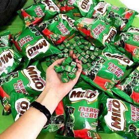 kẹo milo cube thái lan 100 viên giá sỉ