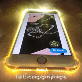 Ốp lưng Chống Sốc Phát Sáng choiPhone giá sỉ