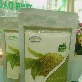 bột trà xanh nguyên chất 100gr giá sỉ