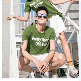 Áo thun cặp đôi thời trang giá sỉ