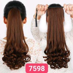 tóc cột hàng đẹp hàng luôn có sẵn nha các bạn z a l o 0 9 87217952 giá sỉ