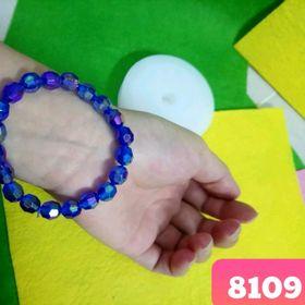 chuỗi đeo tay xanh dương giá sỉ 10k 1 chuỗi z a l o giá sỉ