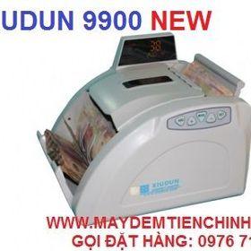 máy đếm tiền xiudun 9900 giá sỉ