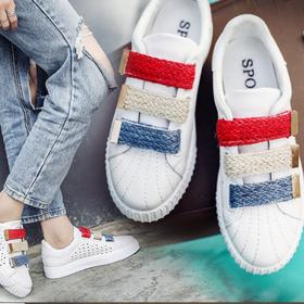 giày trắng nữ