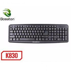 Bàn phím máy tính Bosston K830 giá sỉ