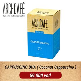 Cappuccino Dừa giá sỉ