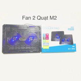 Đế tản nhiệt M2 - 2 Fan giá sỉ