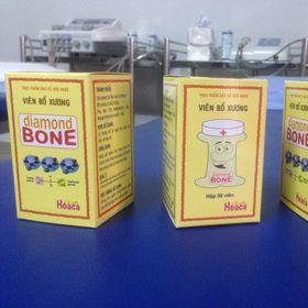 Viên bổ xương - Diamond bone Cao xương cá sấu giá sỉ