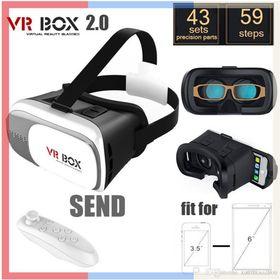 Kính 3D Thực Tế Ảo VR Box Version 2 giá sỉ