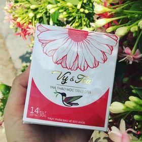 Trà Thảo Mộc Tăng Cân Vy Tea - Chính Hãng giá sỉ