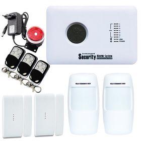 Thiết bị báo động GSM gắn sim gọi lại khi có báo động kết nối 99 đầu cảm biến giá sỉ
