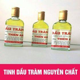 Tinh dầu tràm Huế Thiên An nguyên chất cho bé chai 100ml giá sỉ