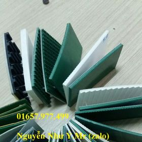 Dây belt băng tải PVC băng chuyền tải sản phầm hàng hoá giá sỉ