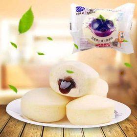 Bánh bông lan Việt Quất Kong