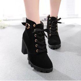 giày bot nữ mùa đông giá sỉ