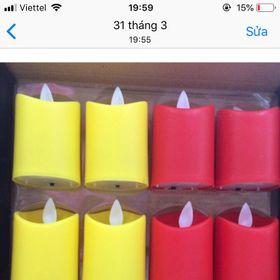 Đèn cầy dùng pin giá sỉ