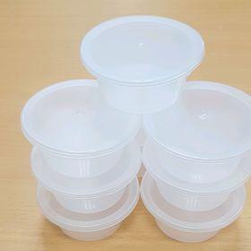 Hộp Nhựa bánh flan Size S ( dung tích 33ml) giá sỉ