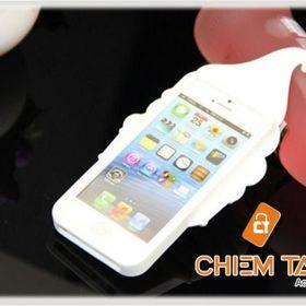 Ốp silicone hình nón kem McDonald iPhone 5 / iPhone 5S giá sỉ