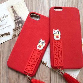 Ốp lưng mèo thần tài cho iPhone 6 6 Plus 7 7 Plus giá sỉ
