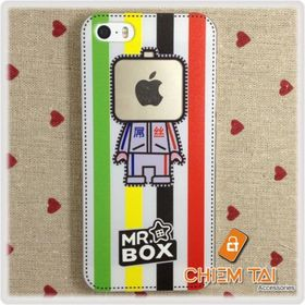 Ốp nhựa MR BOX iPhone 5 / iPhone 5S giá sỉ