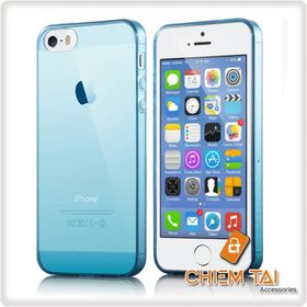 Ốp silicone trong iPhone 5 giá sỉ